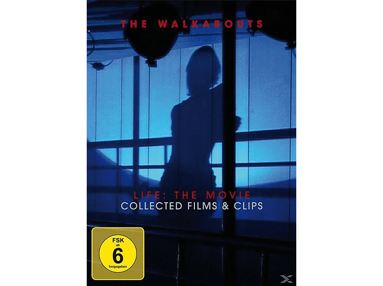 The Walkabouts - Life:The Movie - Collected Films & Clips [DVD]