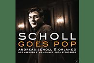 Andreas Scholl, Nürnberger Symphoniker - Andreas Scholl Goes Pop [CD]