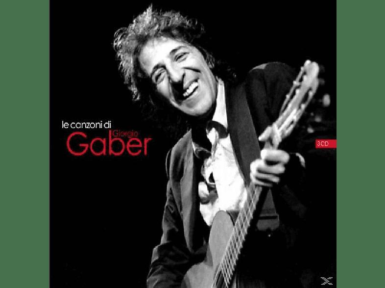 Giorgio Gaber - Le Canzoni Di Giorgio Gaber [CD]