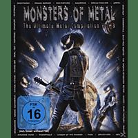 VARIOUS - Monsters Of Metal Vol. 8 [Blu-ray]