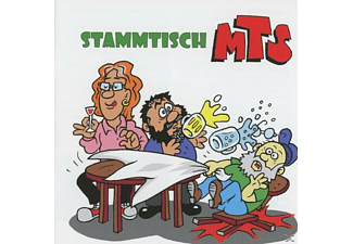 Mts - Stammtisch  - (CD)