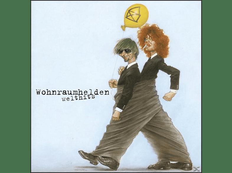 Wohnraumhelden - Welthits [CD]