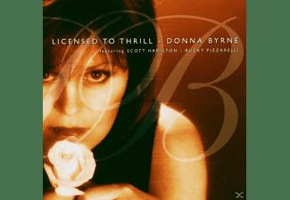 Donna Byrne - Licensed To Thrill-SACD-  - (CD)