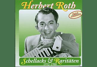 Herbert Roth - Schellacks & Raritäten 1952-80  - (CD)