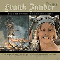 Frank Zander - Wahnsinn / Zander's Zorn [CD]