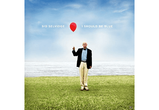 Sid Selvidge - I Should Be Blue  - (CD)