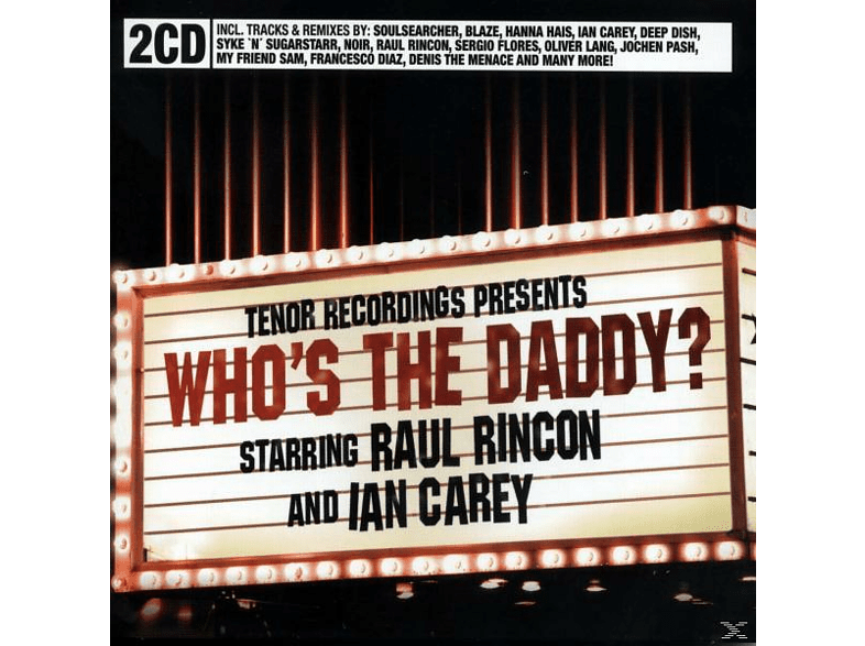 VARIOUS - WHO'S THE DADDY [CD]