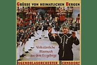 Jugendblasorchester Bernsdorf - Grüße Von Heimatlichen Bergen [CD]