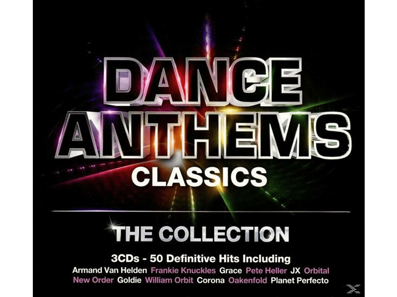 VARIOUS - Dance Anthems Classics-The Collection [CD]