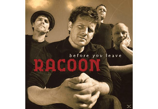 Racoon - Before You Leave  - (CD)