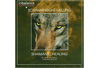 Oliver Baldwin G. & Richard Bottom - Schamanische Heilung  - (CD)