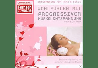 Entspannung Für Herz & Seele - Wohlfühlen Mit Progressiver  - (CD)