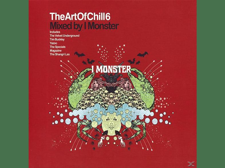 Various & Monster - Art Of Chill Vol.6 [CD]