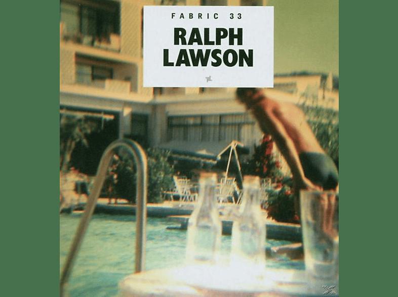 Ralph Lawson - Fabric 33 [CD]