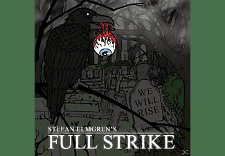 Stefan Full Strike Elmgren, Stefan Elgrem - We Will Rise  - (CD)
