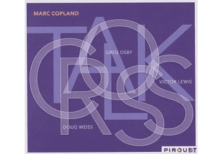 Copland,Marc/Osby,G./Lewis,V./Weiss,D. - Crosstalk  - (CD)