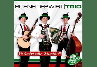 Schneiderwirt Trio - Steirische Musik  - (CD)