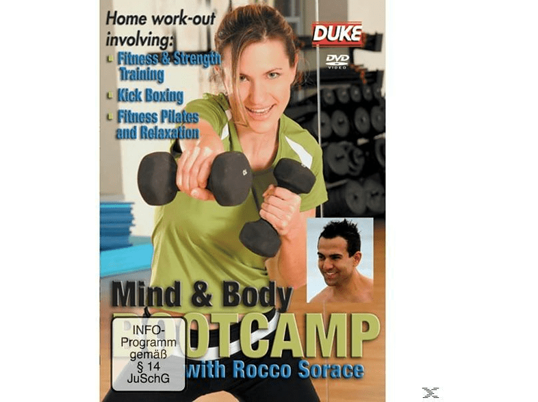 Mind & Body Bootcamp [DVD]