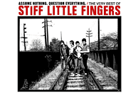 Stiff Little Fingers - Assume Nothing Question [CD]