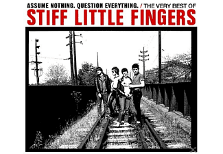 Stiff Little Fingers - Assume Nothing Question  - (CD)