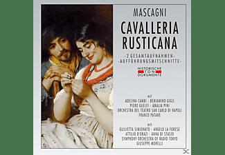 Coro E Orchestra Del Teatro San Carlo Di Napoli - Cavalleria Rusticana  - (CD)