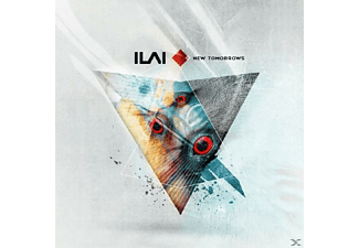 Ilai - New Tomorrows - (CD)