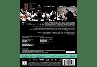 John Nelson, Orchestre De Chambre De Paris - Matthäus-Passion  - (Blu-ray)