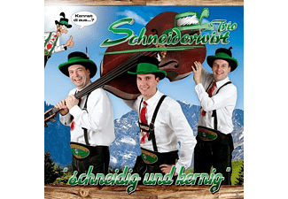 Schneiderwirt Trio - Schneidig und Kernig  - (CD)