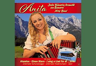Anita - Jede Bäuerin Braucht An Bauern  - (CD)
