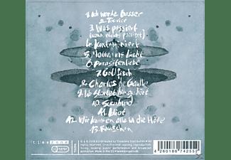 Bongens - Kunst (oder was mit Tieren)  - (CD)