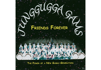 Junggugga Gams - Friends Forever  - (CD)