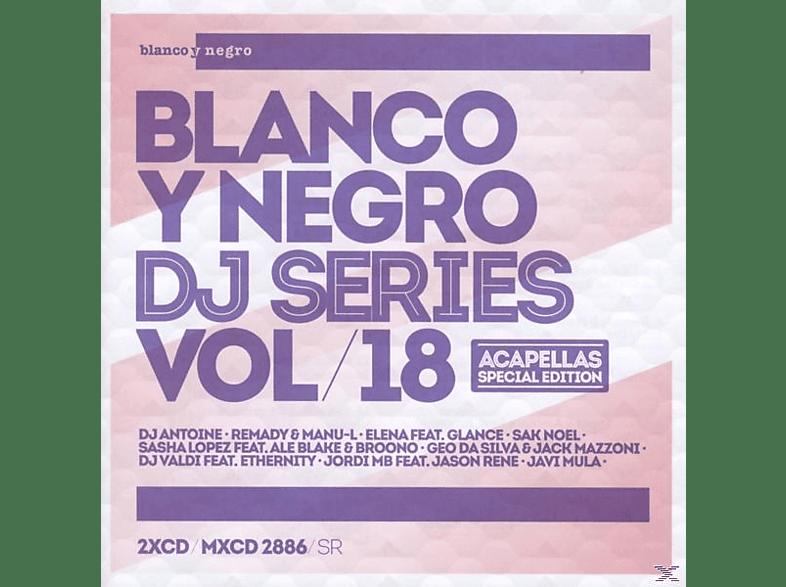 VARIOUS - Blanco Y Negro Dj Series Vol.18 [CD]