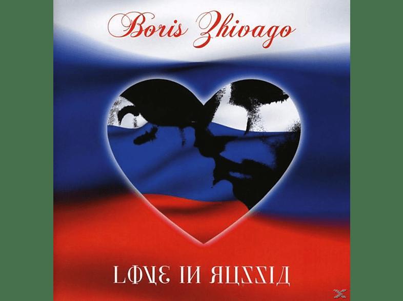 Boris Zhivago - Love In Russia [CD]