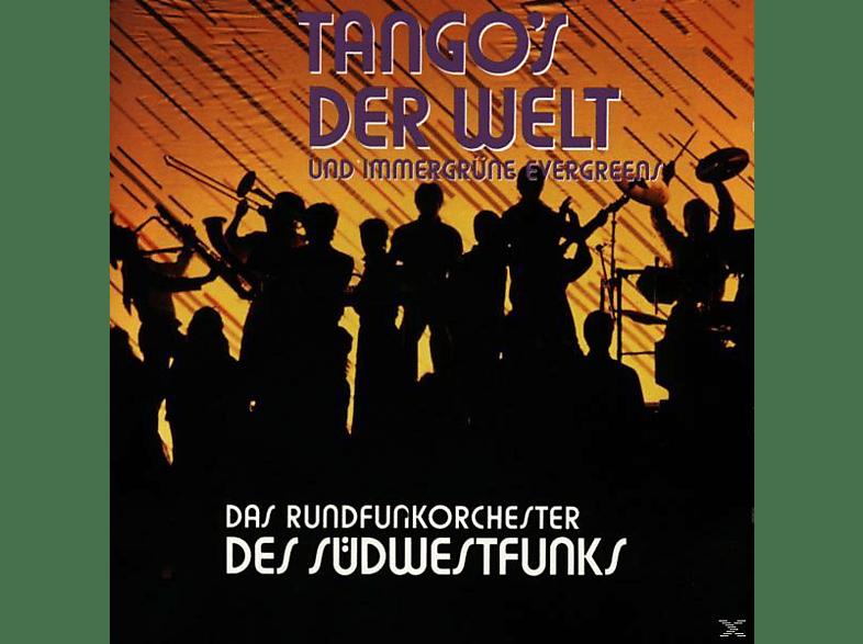 Rundfunkorchester Des Südwestfunks Kaiserslautern - Tangos Der Welt & Evergreens [CD]
