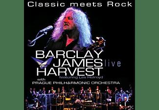 BARCLAY JAMES HARVEST FEAT.LES HOLROYD - Classic Meets Rock  - (Vinyl)