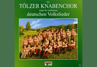 Tölzer Knabenchor - Deutsche Volkslieder  - (CD)