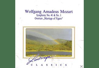 """VARIOUS - Sinfonie 41 """"jupiter-Sinfonie""""/Sinfonie 1  - (CD)"""