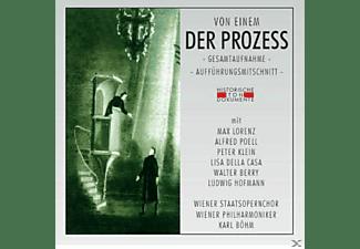 Wiener Philharmoniker, Wiener Staatsopernchor - Der Prozess (Ga)  - (CD)