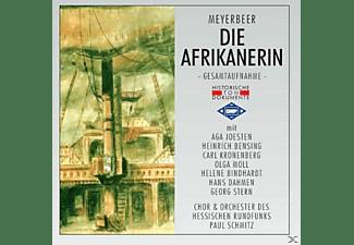 Chor U.Orch.D.Hess.Rundfunks - Die Afrikanerin  - (CD)