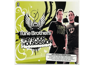 Tune Brothers - this is our housesession  - (CD)