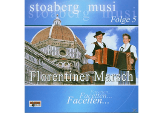 Stoaberg Musi 5 - Facetten  - (CD)