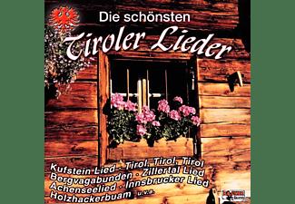 VARIOUS - Die Schönsten Tiroler Lieder  - (CD)