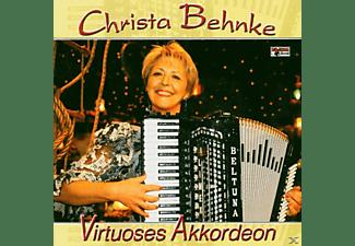 Christa Behnke - Virtuoses Akkordeon  - (CD)