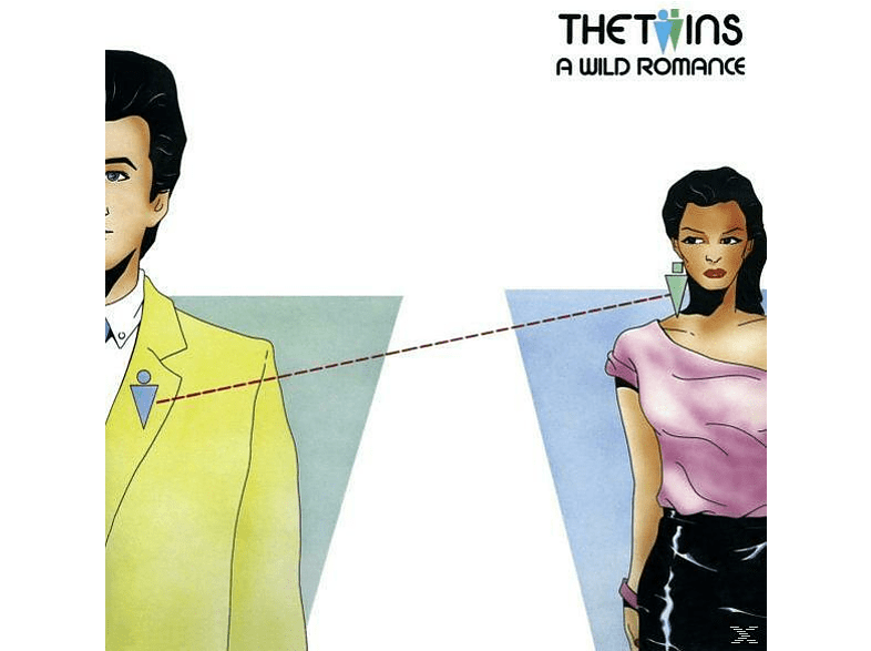 The Twins - A Wild Romance [CD]