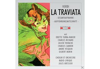 VARIOUS - La Traviata  - (CD)