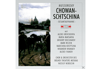 ORCH.D.BOLSHOI THEATERS - Chowanschtschina  - (CD)