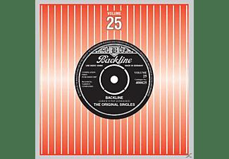 VARIOUS - Backline Vol.25  - (CD)
