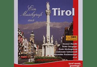 VARIOUS - Ein Musikgruß Aus Tirol  - (CD)