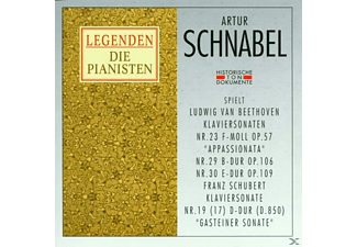Artur Schnabel - Legenden-Artur Schnabel  - (CD)