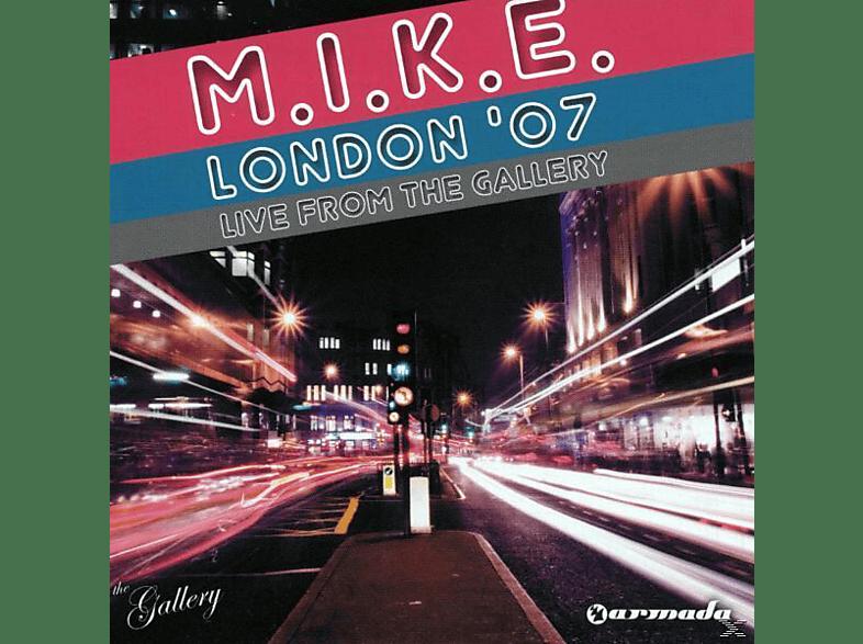 M.I.K.E. - london 07 [CD]